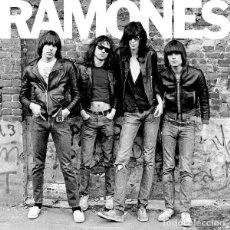 Discos de vinilo: LP RAMONES - RAMONES / VINILO / ED. OFICIAL 2018 / NUEVO. Lote 153064724