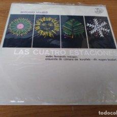 Discos de vinilo: VIVALDI.LAS CUATRO ESTACIONES.LP.. Lote 140051838