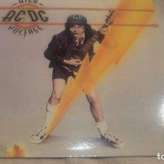 Discos de vinilo: AC DC - HIGH VOLTAGE -. Lote 140059298