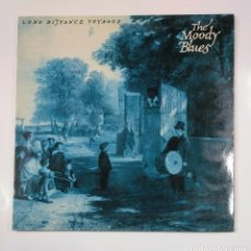 Discos de vinilo: THE MOODY BLUES. LONG DISTANCE VOYAGER. LP. TDKLP. Lote 140074066