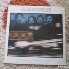 Discos de vinilo: LP. 38 SPECIAL. FLASHBACK. AÑO 1987. Lote 195363117