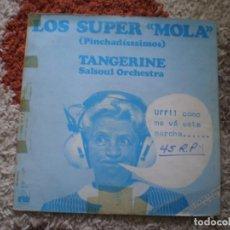 Discos de vinilo: MAXI 12 PULGADAS. DONNA SUMMER. LOVE TO LOVE YOU BABY. SALSOUL ORCHESTRA. TANGERINE. PROMOCIONAL. Lote 140077402