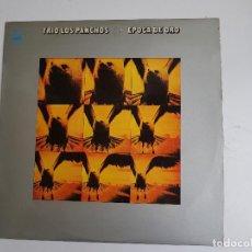 Discos de vinilo: TRIO LOS PANCHOS - EPOCA DE ORO (VINILO). Lote 140079782