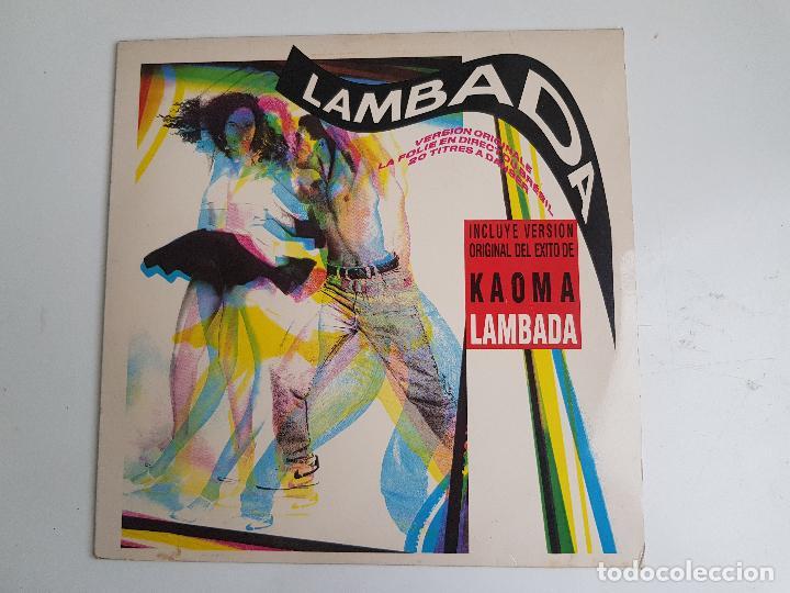 KAOMA - LAMBADA (VINILO) (Música - Discos de Vinilo - Maxi Singles - Étnicas y Músicas del Mundo)