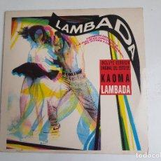 Discos de vinilo: KAOMA - LAMBADA (VINILO). Lote 140080238