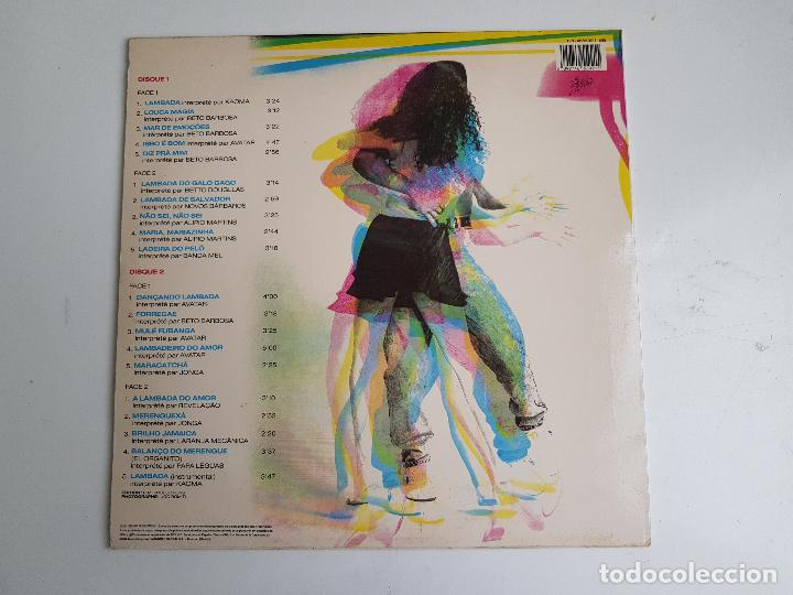 Discos de vinilo: Kaoma - Lambada (VINILO) - Foto 2 - 140080238