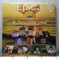 Discos de vinilo: DISCO DE ORO . Lote 140093006
