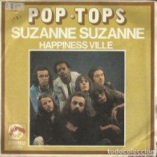 Discos de vinilo: POP-TOPS. SINGLE. SELLO EXPLOSION. EDITADO EN ESPAÑA. AÑO 1972. Lote 140097014