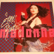 Discos de vinilo: MADONNA ( EXPRESS YOURSELF 3 VERSIONES ) 1989 - GERMANY MAXI45 SIRE RECORDS. Lote 140100506