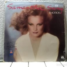 Discos de vinilo: SAMANTHA SONG . Lote 140114470