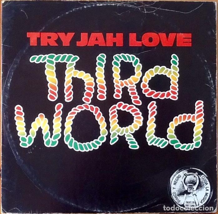 THIRD WORLD : TRY JAH LOVE [UK 1982] 12' (Música - Discos de Vinilo - Maxi Singles - Reggae - Ska)