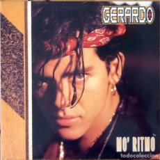 Discos de vinilo: GERARDO : MO' RITMO [DEU 1991]. Lote 140118506