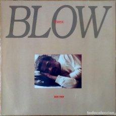 Discos de vinilo: KURTIS BLOW : EGO-TRIP [NDL 1984]. Lote 140120502