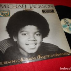 Discos de vinilo: MICHAEL JACKSON SUPERSTAR SERIES MOTOWN LP 1984 MOTOWN EDICION ESPAÑOLA SPAIN. Lote 140343104