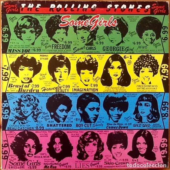 The rolling stones : some girls [esp 1978] - Vendido en