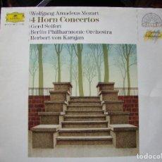 Discos de vinilo: LOTE DE 6 LPS DE VINILO- MÚSICA CLÁSICA. Lote 140128922