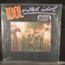 Discos de vinilo: BILLY IDOL - VITAL IDOL - LP. Lote 140131066