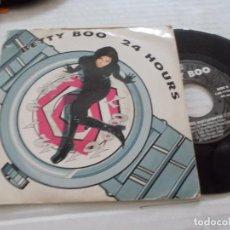 Discos de vinilo: BETTY BOO 24 HOURS.. Lote 140141138