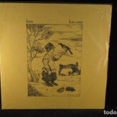 Discos de vinilo: ISASA - LAS COSAS - LP. Lote 140148362