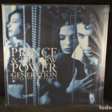 Discos de vinilo: PRINCE & THE NEW POWER GENERATION - DIAMONDS AND PEARLS - 2 LP. Lote 153076553