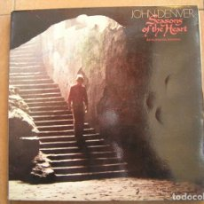Discos de vinilo - John Denver – Seasons Of The Heart - RCA  1982 - LP - IBL - 140156790