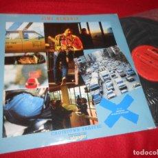 Discos de vinilo: JIMI HENDRIX CROSSTOWN TRAFFIC/VOODOO CHILE/ALL ALONG THE...12 MX 1990 EDICION INGLESA ENGLAND UK. Lote 140162218