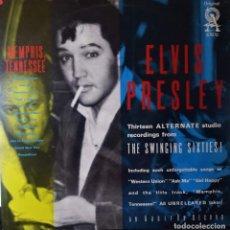 Discos de vinilo: ELVIS PRESLEY - MEMPHIS TENNESSEE - LP AUDIFON. Lote 140163722