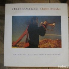 Discos de vinilo: CHUCK MANGIONE - THE CHILDREN OF SANCHEZ DOBLE LP SELLO A & M 1978.NUEVO.. Lote 194254265