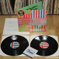 Discos de vinilo: PANDA BEAR MEETS THE GRIM REAPER 2X LP 1ST PRESS 2015 180G VINYL + MP3 DOMINO. Lote 140182486
