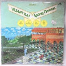 Discos de vinilo: VASANT RAI - COLLIN WALCOTT / PAUL MCCANDLESS / GLEN MOORE / DILIP NAIK – SPRING FLOWERS 1976. Lote 140183522
