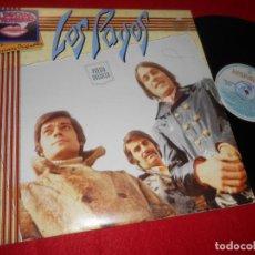 Discos de vinilo: LOS PAYOS LP 1986 HISPAVOX EDICION ESPAÑOLA SPAIN. Lote 140185930