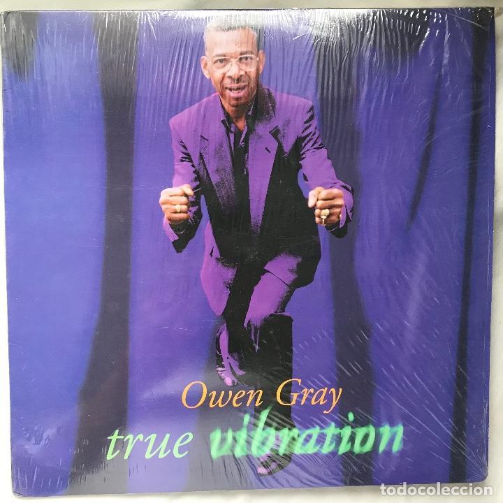 OWEN GREY TRUE VIBRATION_REGGAE, FUNK, SOUL (Música - Discos - LP Vinilo - Reggae - Ska)