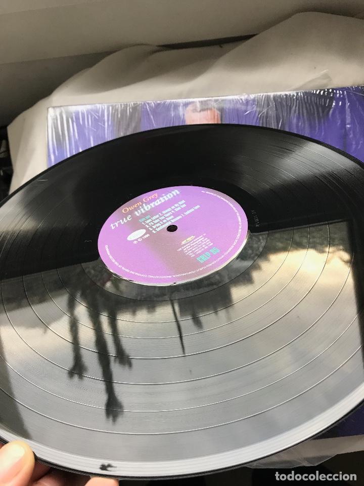 Discos de vinilo: Owen Grey True Vibration_Reggae, Funk, Soul - Foto 4 - 140187594