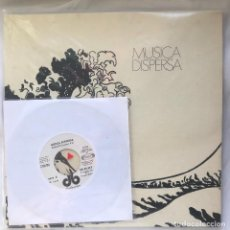 Discos de vinilo: MÚSICA DISPERSA_PACK_LP_SINGLE_ MÚSICA DISPERSA /HANILLO / SWANI. Lote 140195398