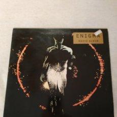 Discos de vinilo: ENIGMA. THE CROSS OF CHANGES. Lote 140211008