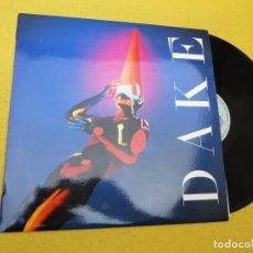 Discos de vinilo: LP VINILO DAKÉ – DAKE SOCIEDAD FONOGRÁFICA ASTURIANA (M-/EX++) 1986 Ç. Lote 140244370