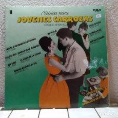 Discos de vinilo: JÓVENES CARROZAS VOL1. Lote 140257458