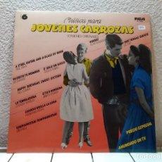 Discos de vinilo: JÓVENES CARROZAS VOL6. Lote 140257810
