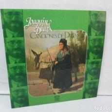 Discos de vinilo: JOAQUIN DIAZ. CANCIONES DE PALENCIA. LP VINILO. MOVIEPLAY 1980. VER FOTOGRAFIAS ADJUNTAS. Lote 140286742