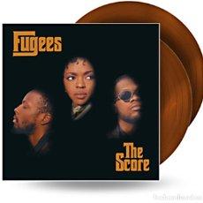Discos de vinilo: FUGEES - THE SCORE EDICIÓN LIMITADA VINILO NARANJA ORO 2LP PRECINTADO. Lote 140293350