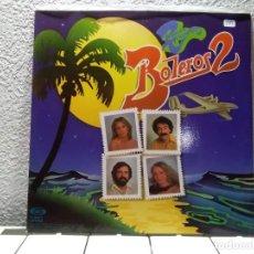Discos de vinilo: BOLEROS 2. Lote 140306110