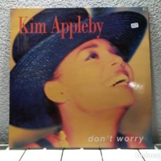 Discos de vinilo: KIM APPLEBY. Lote 140307182