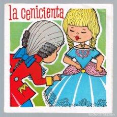 Discos de vinilo: CENICIENTA, LA. DISCO-BABY Nº-2 DAF 1965 DISCO. Lote 140310318