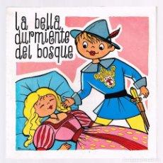 Discos de vinilo: BELLA DURMIENTE DEL BOSQUE, LA. DISCO-BABY Nº-1 DAF 1965 DISCO. Lote 140310618