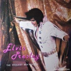 Discos de vinilo: ELVIS PRESLEY - THE REQUEST BOX SHOWS - LP TCB. Lote 140312354