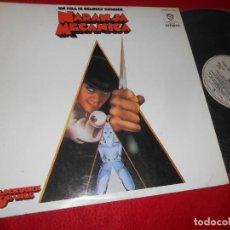 Discos de vinilo: NARANJA MECANICA CLOCKWORK ORANGE BSO OST LP 1972 WB EDICION ESPAÑOLA SPAIN KUBRICK. Lote 140316582
