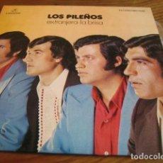 Discos de vinilo: LOS PILEÑOS - EXTRANJERA ************** RARO SINGLE RUMBA 1975 IMPECABLE. Lote 140317966