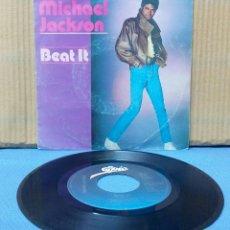Discos de vinilo: MICHAEL JACKSON - BEAT IT 1983 ND. Lote 140338858