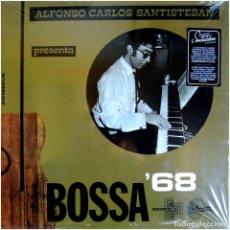 Discos de vinilo: ALFONSO CARLOS SANTISTEBAN – BOSSA 68 - LP SPAIN 2018 (RE) - MUSICA PARA UN GUATEQUE SIDERAL. Lote 140339322