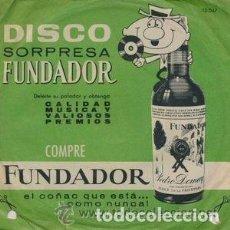 Discos de vinilo: FUNDADOR 10.048- EXITOS DE ACTUALIDAD - EP 1963 . Lote 140366134